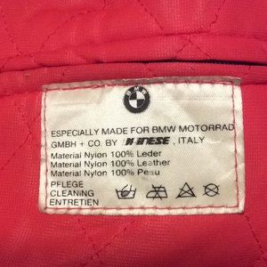 BMW Other - BMW Motorcycle Riding Coverall Suit, Men's small